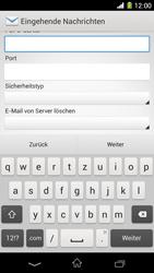 Sony Xperia Z1 - E-Mail - Konto einrichten - Schritt 9