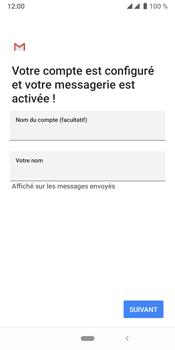 Crosscall Core X4 - E-mails - Ajouter ou modifier votre compte Outlook - Étape 11