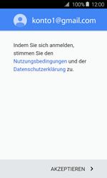 Samsung J120 Galaxy J1 (2016) - E-Mail - Konto einrichten (gmail) - Schritt 14