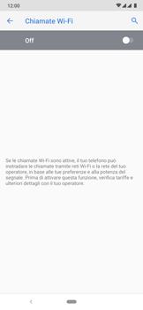 Nokia 6.2 - WiFi - Attivare WiFi Calling - Fase 10