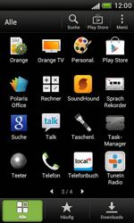 HTC Desire X - Apps - Installieren von Apps - Schritt 4