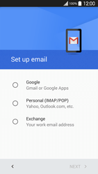 Samsung G900F Galaxy S5 - E-mail - Manual configuration (gmail) - Step 7