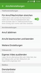 Samsung J500F Galaxy J5 - Anrufe - Rufumleitungen setzen und löschen - Schritt 6