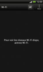 HTC Desire X - WiFi - Configuration du WiFi - Étape 6