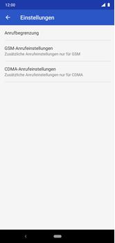 Nokia 6.1 Plus - Android Pie - Anrufe - Rufumleitungen setzen und löschen - Schritt 8