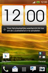 HTC A320e Desire C - MMS - afbeeldingen verzenden - Stap 1