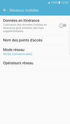Samsung G935 Galaxy S7 Edge - Réseau - Activer 4G/LTE - Étape 5