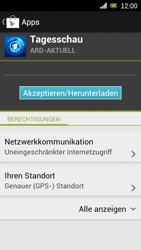 Sony Ericsson Xperia Ray mit OS 4 ICS - Apps - Herunterladen - Schritt 8