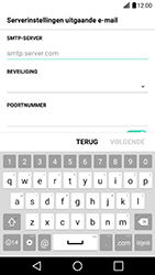 LG G5 SE - Android Nougat (LG-H840) - E-mail - Handmatig instellen - Stap 16