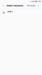 Samsung A320F Galaxy A3 (2017) - Android Oreo - Internet - Handmatig instellen - Stap 9