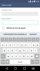 LG LG K8 - E-mails - Ajouter ou modifier un compte e-mail - Étape 7