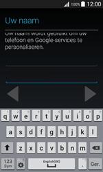 Samsung G388F Galaxy Xcover 3 - Applicaties - Account instellen - Stap 7