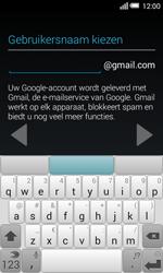 Alcatel POP S3 - apps - account instellen - stap 8