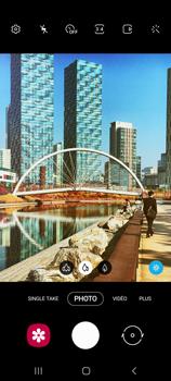 Samsung Galaxy S20+ - Photos, vidéos, musique - Prendre une photo - Étape 8