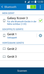 Samsung G388F Galaxy Xcover 3 - Bluetooth - Geräte koppeln - Schritt 10
