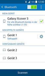 Samsung Galaxy Xcover 3 - Bluetooth - Geräte koppeln - 0 / 0