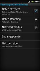 Sony Xperia U - Internet - Apn-Einstellungen - 8 / 23