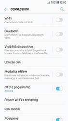 Samsung Galaxy A5 (2016) - Android Nougat - Internet e roaming dati - Disattivazione del roaming dati - Fase 5