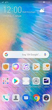 Huawei P20 - Android Pie - Anrufe - Anrufe blockieren - Schritt 2
