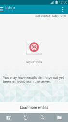 Samsung G900F Galaxy S5 - E-mail - Sending emails - Step 4