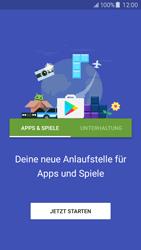 Samsung Galaxy J5 (2016) - Apps - Konto anlegen und einrichten - 22 / 24