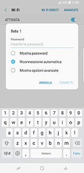 Samsung Galaxy S8 Plus - WiFi - Configurazione WiFi - Fase 8
