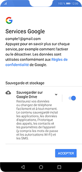 Huawei P20 Lite - E-mail - 032a. Email wizard - Gmail - Étape 13