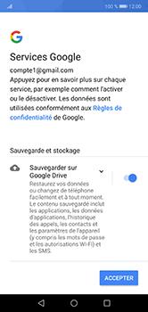 Huawei P20 lite - E-mails - Ajouter ou modifier votre compte Gmail - Étape 13