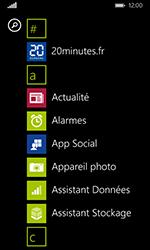 Nokia Lumia 635 - Photos, vidéos, musique - Prendre une photo - Étape 3
