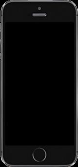 Apple iPhone 5s - iOS 11 - Premiers pas - Découvrir les touches principales - Étape 2