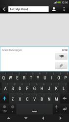 HTC One Max - MMS - afbeeldingen verzenden - Stap 6