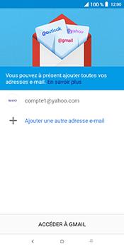 Alcatel 3L - E-mails - Ajouter ou modifier votre compte Yahoo - Étape 13