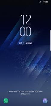 Samsung Galaxy S9 - Gerät - Einen Soft-Reset durchführen - Schritt 5