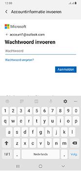 Samsung Galaxy A10 - e-mail - handmatig instellen - stap 8