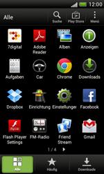 HTC Desire X - Fehlerbehebung - Handy zurücksetzen - 1 / 1