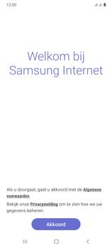Samsung Galaxy A41 Dual-SIM (SM-A415F) - Internet - Hoe te internetten - Stap 5