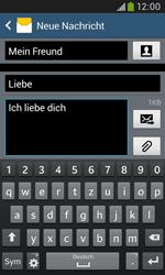 Samsung Galaxy Grand Neo - MMS - Erstellen und senden - 2 / 2