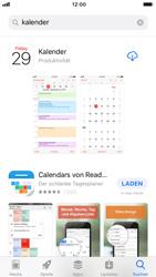 Apple iPhone 8 - Apps - Löschen und wiederherstellen von vorinstallierten iOS-Apps - 11 / 13