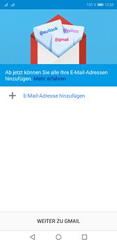 Huawei P20 - E-Mail - Konto einrichten (gmail) - Schritt 5