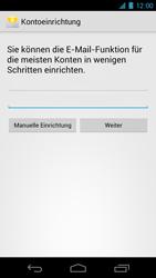 Samsung I9250 Galaxy Nexus - E-Mail - Konto einrichten - Schritt 5