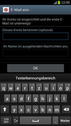 Samsung I9300 Galaxy S III - E-Mail - Konto einrichten - Schritt 14
