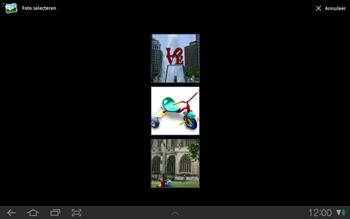 Samsung P7500 Galaxy Tab 10-1 - MMS - Afbeeldingen verzenden - Stap 9
