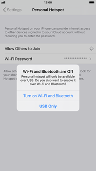 Apple iPhone 6s Plus - iOS 14 - WiFi - How to enable WiFi hotspot - Step 7