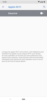 Nokia 7.2 - WiFi - Activez WiFi Calling - Étape 10
