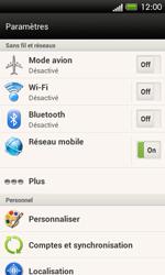 HTC One SV - Internet et roaming de données - Configuration manuelle - Étape 5