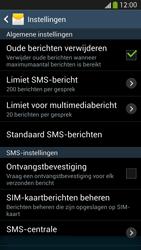 Samsung I9505 Galaxy S IV LTE - sms - handmatig instellen - stap 8