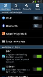 Samsung I9195 Galaxy S IV Mini LTE - Internet - aan- of uitzetten - Stap 4