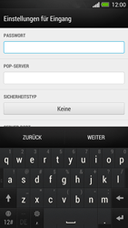 HTC One - E-Mail - Manuelle Konfiguration - Schritt 9