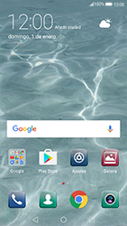 Huawei P10 - E-mail - Configurar Yahoo! - Paso 1