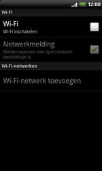 HTC A8181 Desire - wifi - handmatig instellen - stap 6